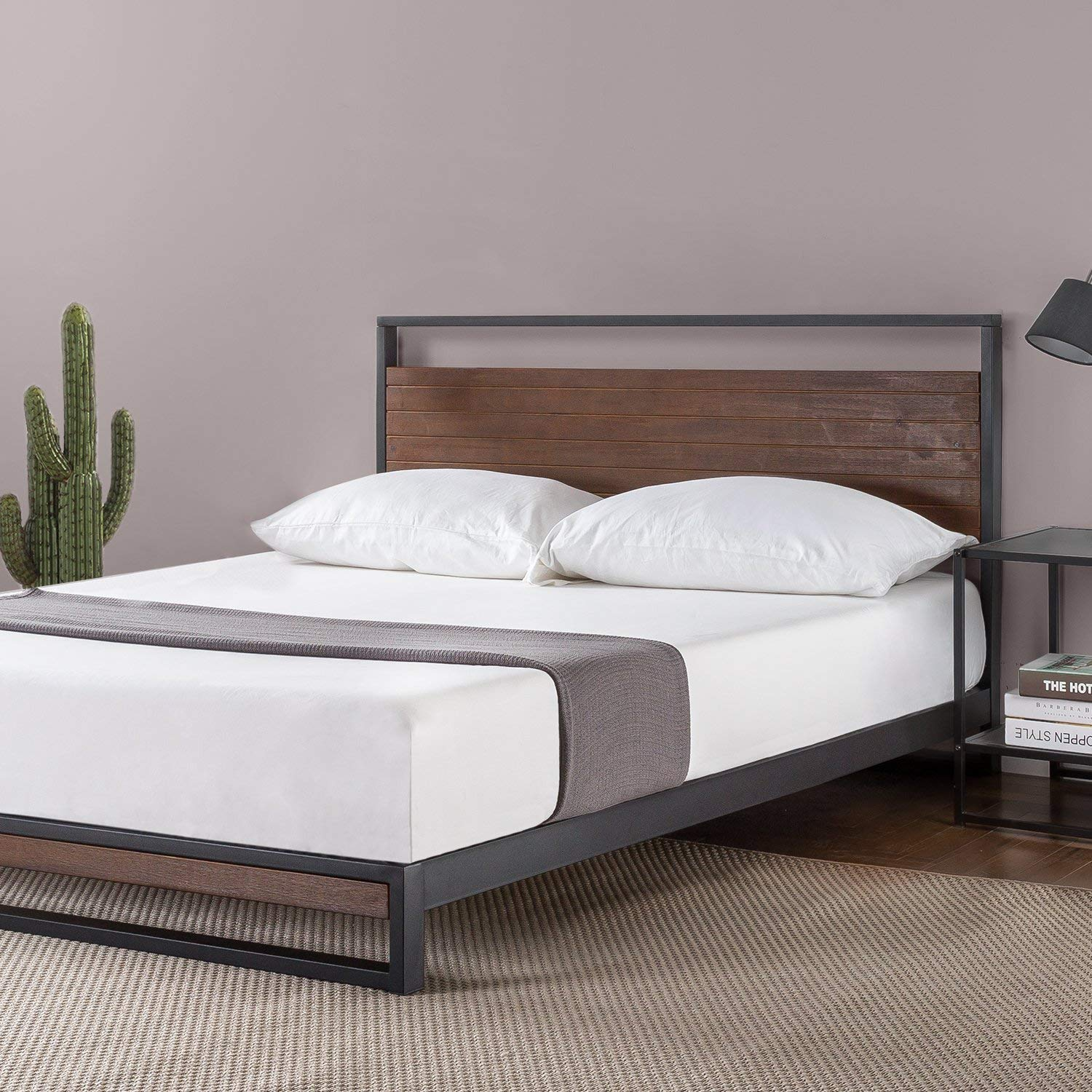 Japanese Platform Bed Frames Practicality Style And Pure