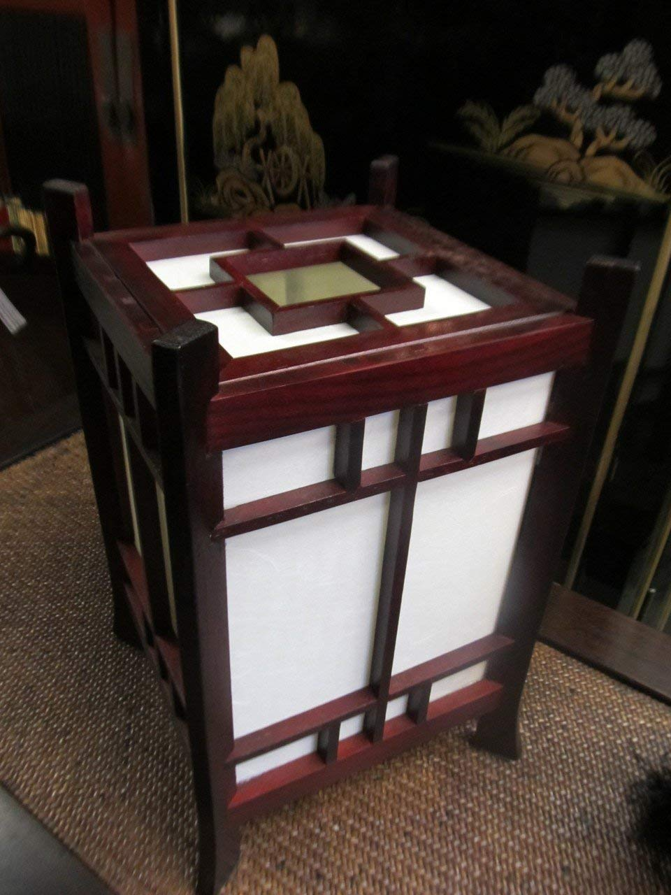 How To Pick A Japanese Shoji Lamp Japanese Beds